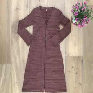 Sweaters - 🧜♀️ Well Worn Brown Duster Wrap 3 for $12 sale